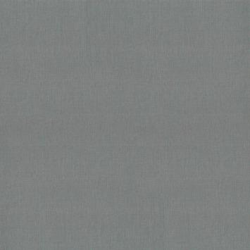 Vliesbehang extra breed Linnen uni grijs (102353)