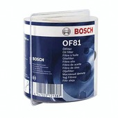 Bosch Oliefilter OF81