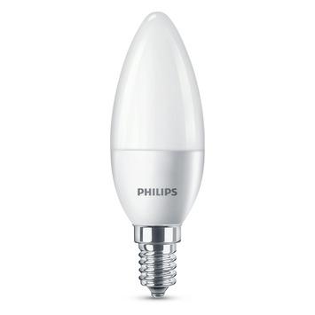 Philips LED E14 kaarslamp 3-pack