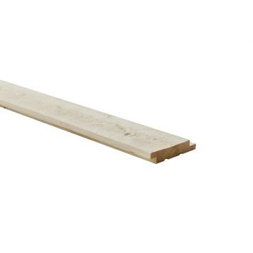 Wood wall paneel Pure 18x83 mm 270 cm 5 stuks
