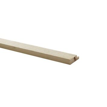 Wood wall hoeklijst Pure 18X59 mm 270 cm