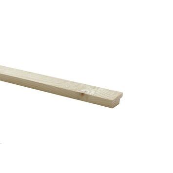 Wood wall hoeklijst Pure 18X44 mm 270 cm