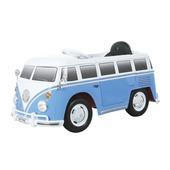 Accu auto Volkswagen bus blauw
