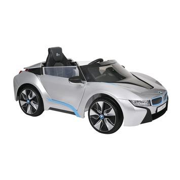 Accu auto BMW I8 Zilver