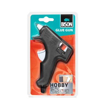 Bison Glue Gun hobby lijmpistool 7 mm
