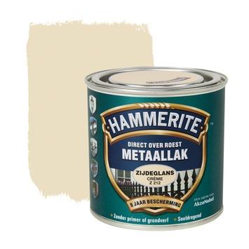 Hammerite metaallak creme zijdeglans 250 ml