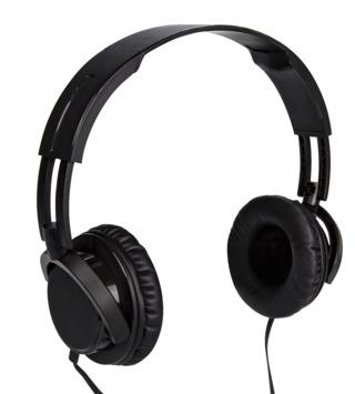 Alecto koptelefoon met volumeregeling ACH-115