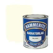 Hammerite radiatorlak RAL 9010 gebroken wit hoogglans 750 ml