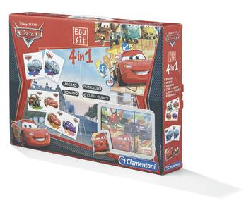 Cars 4 in 1 super kit