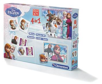 Frozen 4 in 1 super kit