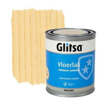 Glitsa Normaal Gebruik vloerlak kleurloos eiglans 750 ml