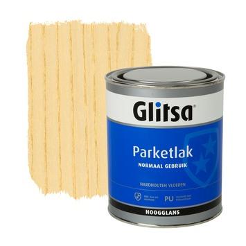 Glitsa Normaal Gebruik parketlak kleurloos hoogglans 750 ml