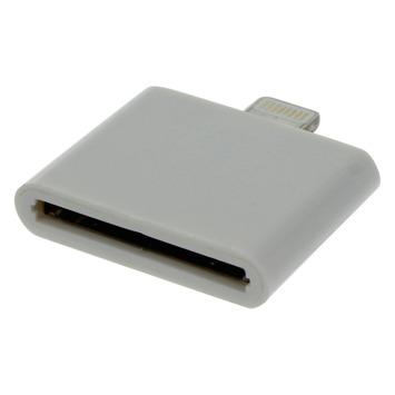 Q-Link verloopsnoer iPhone light wit
