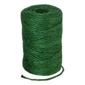 Bindingfix jute touw groen 90 meter