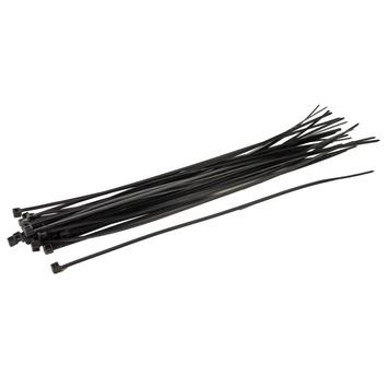 Bindingfix kabelbinders nylon 20 cm 25 stuks