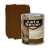 CetaBever binnenbeits transparant noten zijdeglans 750 ml