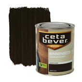CetaBever binnenbeits transparant ebben zijdeglans 750 ml