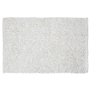 Sealskin badmat Twist wit 60x90 cm