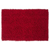 Sealskin badmat Twist rood 60x90 cm