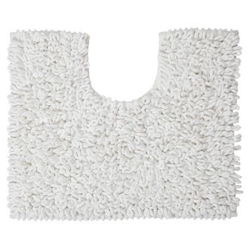 Sealskin toiletmat Twist wit 45x55 cm