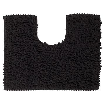 Sealskin toiletmat Twist donkergrijs 45x55 cm