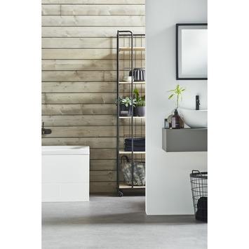Wood wall paneel Driftwood grey 18x133 mm 270 cm 5 stuks