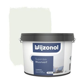 Wijzonol Superdek wit 5 liter