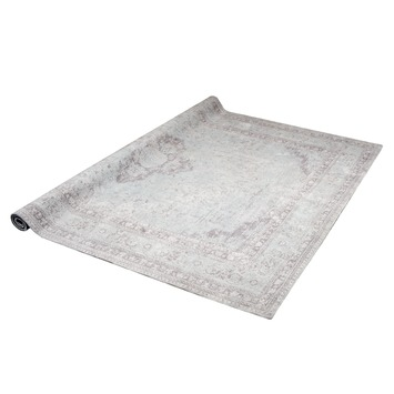 Vloerkleed Marittimo Pastel Zilver 160x230 cm