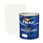 Flexa grondverf MDF wit 750 ml