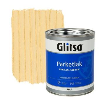 Glitsa Normaal Gebruik parketlak kleurloos mat 750 ml