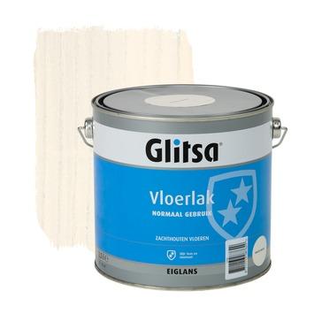 Glitsa Normaal Gebruik parketlak eiglans whitewash 2,5 liter