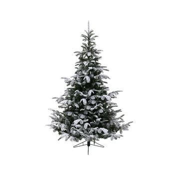 GAMMA | Kunstkerstboom Nordmann met sneeuw effect 180cm kopen? | null