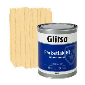 Glitsa Intensief Gebruik parketlak kleurloos mat 1 liter