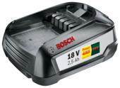 Bosch oplaadbare accu 18 volt