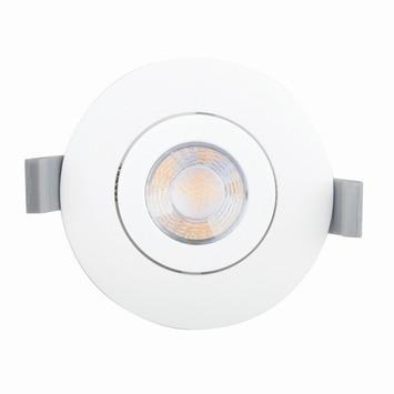 GAMMA inbouwspot LED 9,3W richtbaar wit