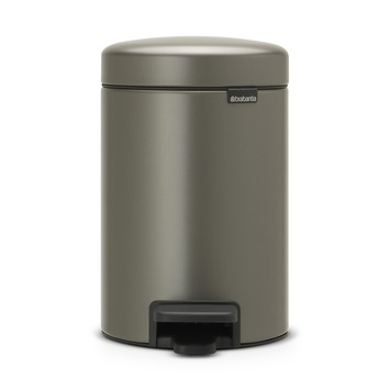 Brabantia Pedaalemmer New Icon Platinum 3 Liter