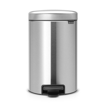 Brabantia pedaalemmer New Icon 12 liter RVS