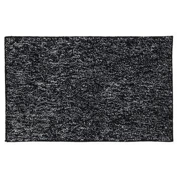 Sealskin Badmat Speckles Zwart 50x80 cm
