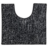 Sealskin toiletmat Speckles 50x45 cm zwart