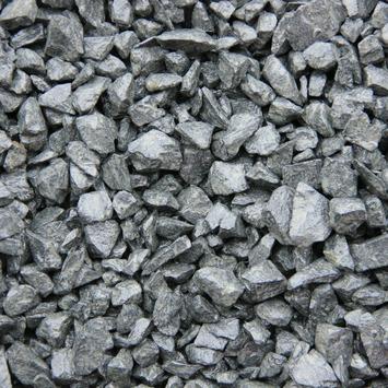 Split Grind Basalt Antraciet 8-16 - Per Zak á 1000 kg