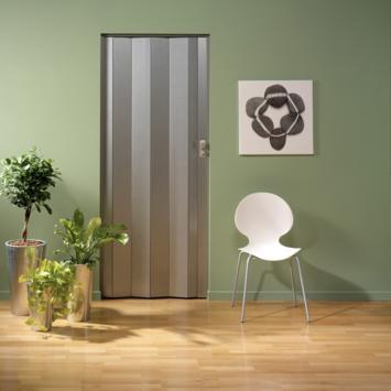 Grosfillex vouwdeur spacy aluminium 84x205 cm