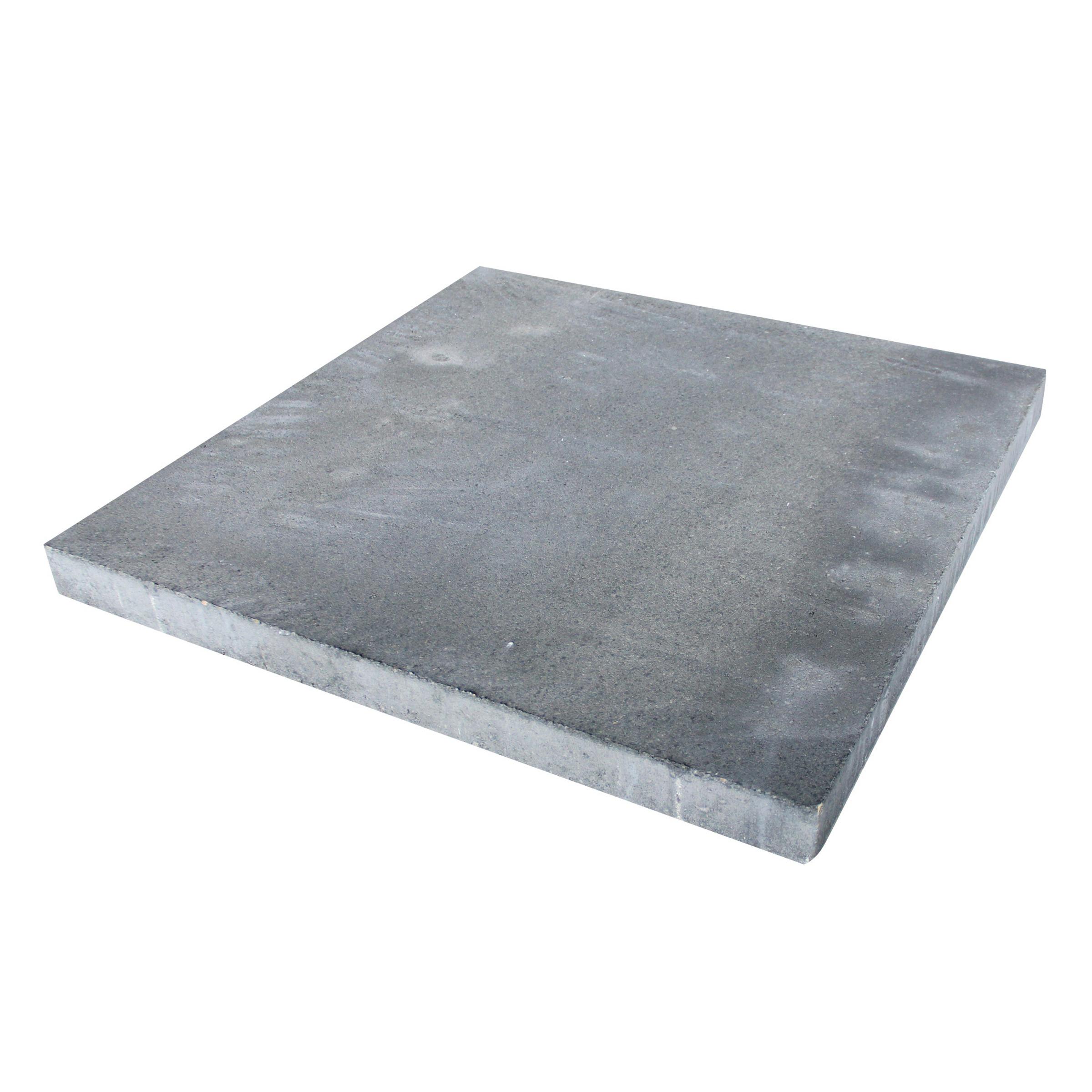 Terrastegel Beton Broadway Grijs 60x60 cm - Per Tegel - 0,36 m2