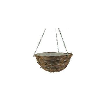 Basket wilggevlochten