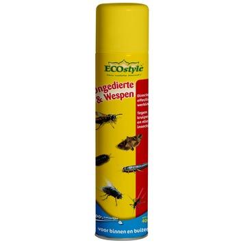 Ecostyle ongedierte en wespen spray 400 ml