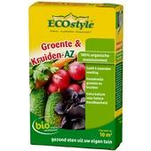 Ecostyle Groente en kruiden AZ 1 kg