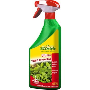 Ecostyle Ultima Tegen Zevenblad Spray 750 ml