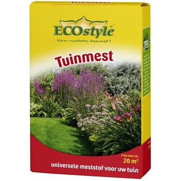 Ecostyle tuinmest 2 kg