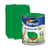 Flexa Strak in de Lak kikkergroen hoogglans 750 ml