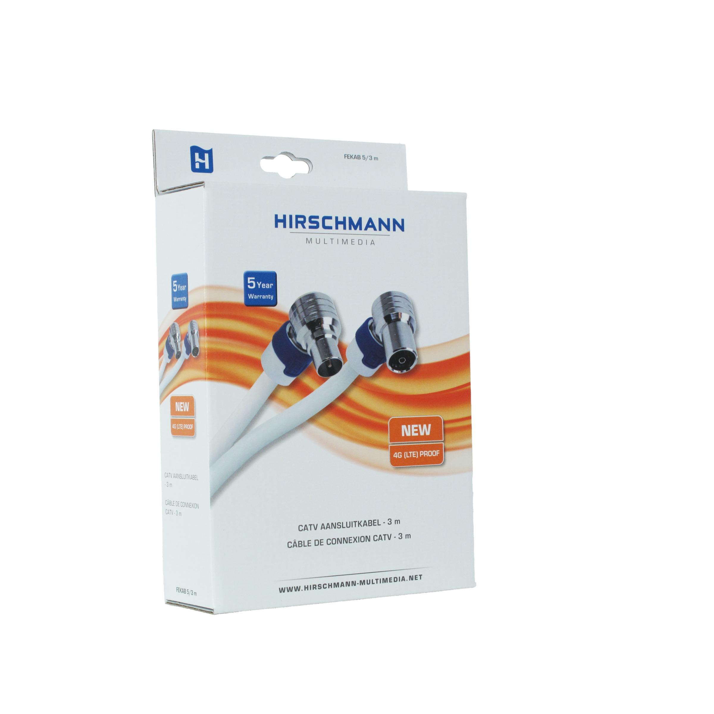 FEKAB 9-300 Hirschmann