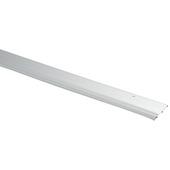 Handson slijtstrip met rubber kraalstrip aluminium 93 cm